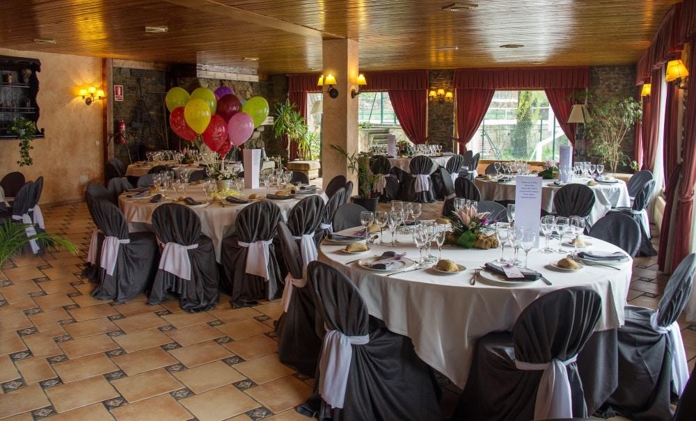Banquetes Hotel Coma Ordino Andorra
